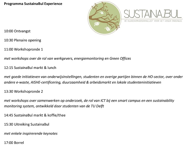 Uitnodiging SustainaBul Studentennetwerk-2