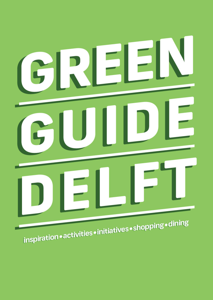 Green Guide Delft-1