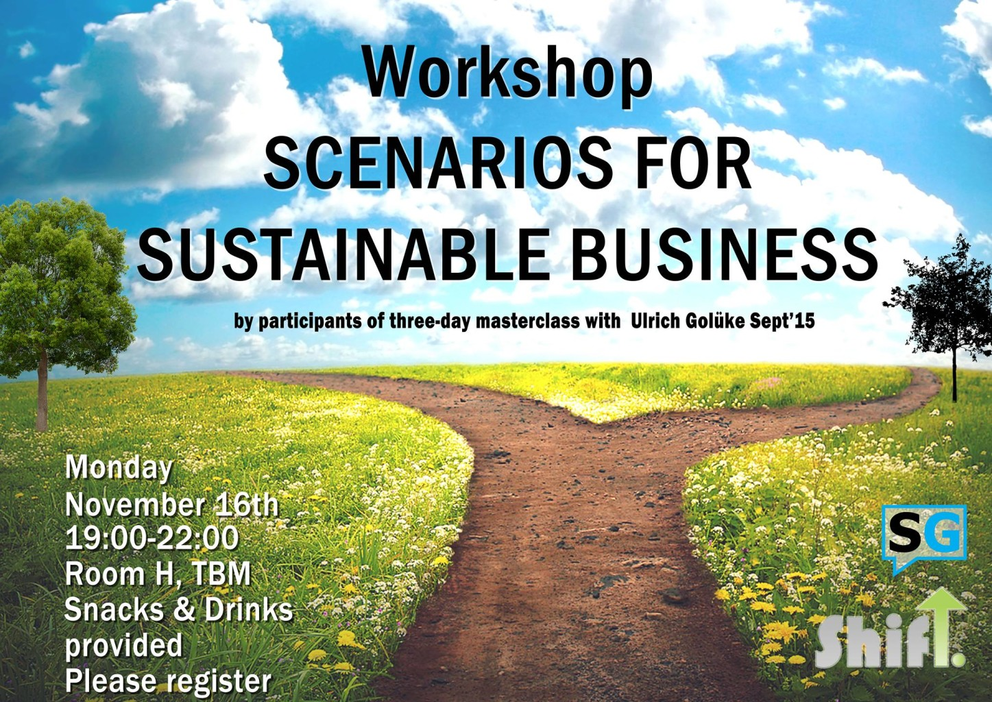 Scenarios for sustainable business