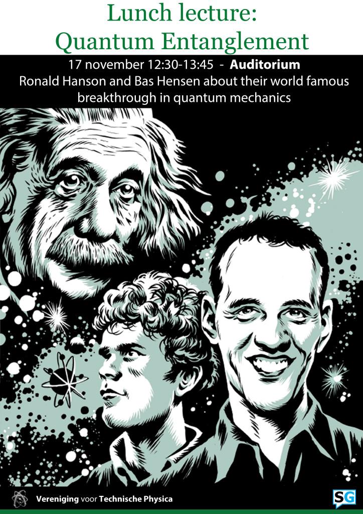 Poster Quantum Entanglement