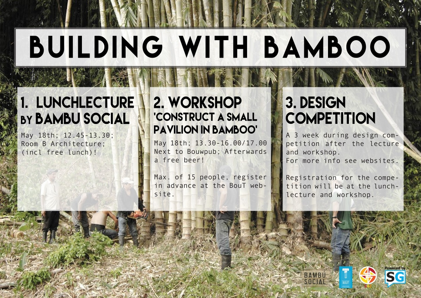 S4S - poster bamboo